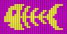 Alpha pattern #289 variation #32337