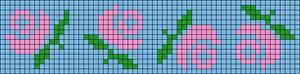 Alpha pattern #21874 variation #32355