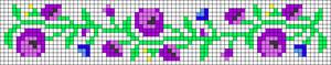 Alpha pattern #35331 variation #32479