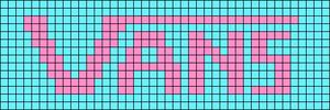Alpha pattern #27652 variation #32516
