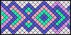 Normal pattern #12634 variation #32528