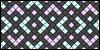 Normal pattern #9456 variation #32794