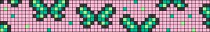 Alpha pattern #31248 variation #32799