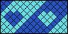 Normal pattern #8776 variation #32807