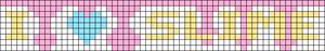 Alpha pattern #30755 variation #32981