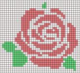 Alpha pattern #22544 variation #33003