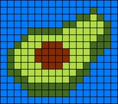 Alpha pattern #21120 variation #33016