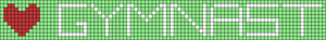 Alpha pattern #18175 variation #33084