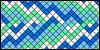 Normal pattern #30302 variation #33182