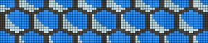Alpha pattern #32266 variation #33257
