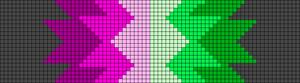 Alpha pattern #35556 variation #33260