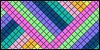 Normal pattern #9687 variation #33323