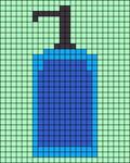 Alpha pattern #35663 variation #33372