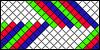 Normal pattern #2285 variation #33534