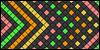 Normal pattern #33355 variation #33740