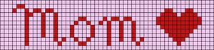 Alpha pattern #2250 variation #33749