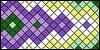 Normal pattern #18 variation #34003