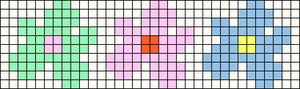 Alpha pattern #35808 variation #34015