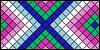 Normal pattern #2146 variation #34049
