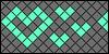 Normal pattern #7437 variation #34116