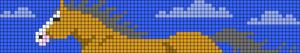 Alpha pattern #30320 variation #34211