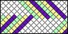 Normal pattern #2285 variation #34250