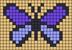 Alpha pattern #23135 variation #34328