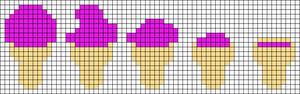Alpha pattern #35773 variation #34360