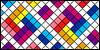 Normal pattern #33241 variation #34528