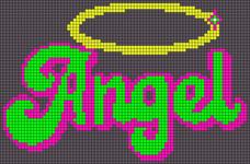 Alpha pattern #33694 variation #34599