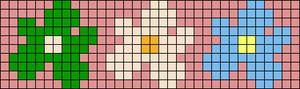Alpha pattern #35808 variation #34658