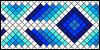 Normal pattern #33657 variation #34854