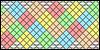 Normal pattern #14994 variation #34878