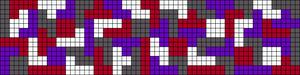 Alpha pattern #36071 variation #34928