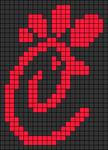 Alpha pattern #35305 variation #34941