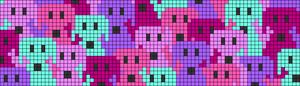 Alpha pattern #36022 variation #34989