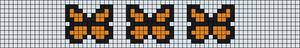 Alpha pattern #36093 variation #35075