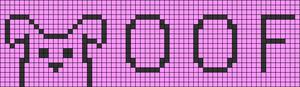 Alpha pattern #35538 variation #35087