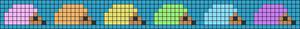 Alpha pattern #34246 variation #35091