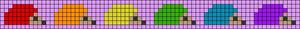 Alpha pattern #34246 variation #35096