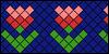 Normal pattern #28602 variation #35100