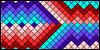 Normal pattern #33560 variation #35256