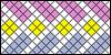 Normal pattern #8896 variation #35262