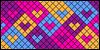 Normal pattern #26417 variation #35360