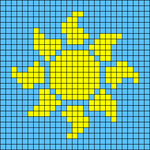 Alpha pattern #36226 variation #35373
