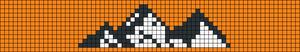 Alpha pattern #33464 variation #35412