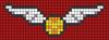 Alpha pattern #27965 variation #35561