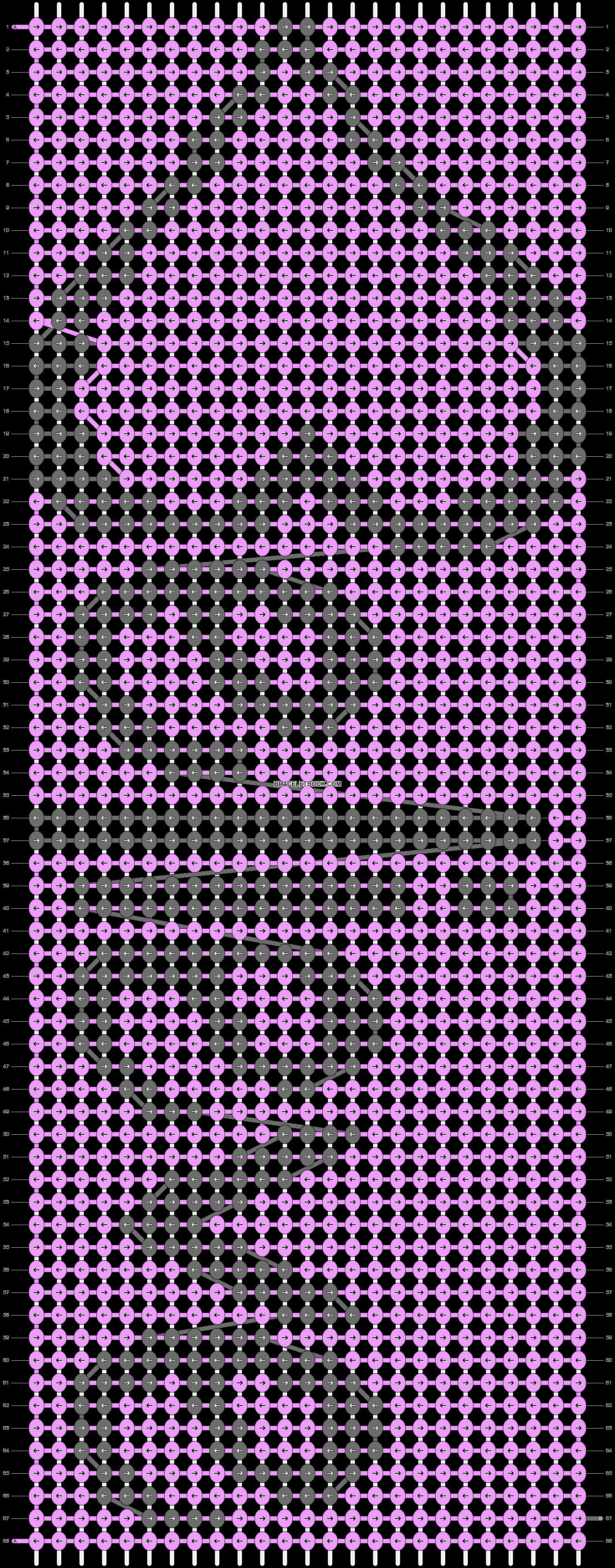 Alpha pattern #36351 variation #35677 pattern