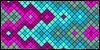 Normal pattern #248 variation #35781