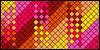 Normal pattern #14415 variation #35855